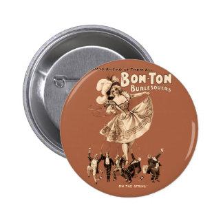 Bon-ton Pinback Button