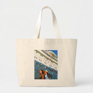 Bon Voyage Canvas Bag