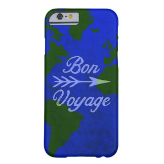 Bon Voyage Barely There iPhone 6 Case