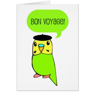 Bon Voyage! Greeting Cards