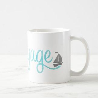 BON VOYAGE COFFEE MUG