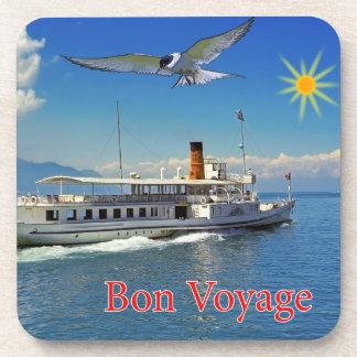 Bon Voyage Beverage Coasters