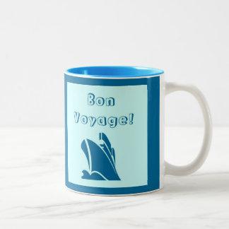 Bon Voyage Cruise Mug