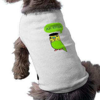 Bon Voyage! Doggie T-shirt