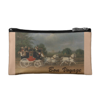 Bon Voyage double-sided Cosmetic Bag
