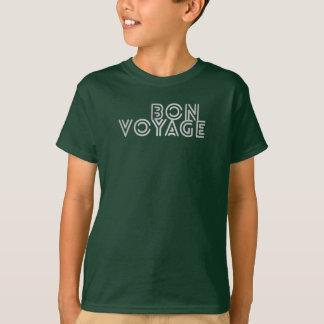 Bon Voyage funky T-shirt