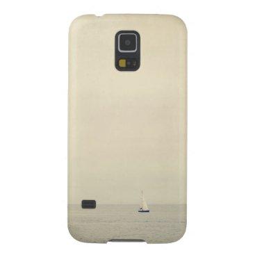 Beach Themed Bon Voyage Galaxy S5 Case
