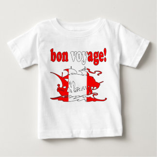 Bon Voyage - Good Trip in Canadian -  Vacations Baby T-Shirt