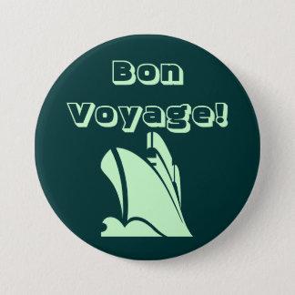 Bon voyage Green Button