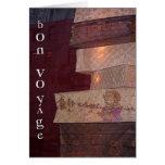Bon Voyage greetings & gifts Greeting Card