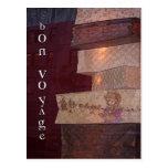 Bon Voyage greetings & gifts Postcard