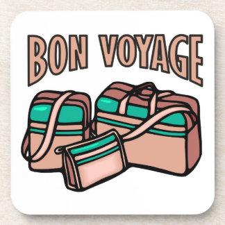 Bon Voyage, have a good trip! Luggage & suitcases Coaster