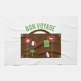 Bon Voyage Towel