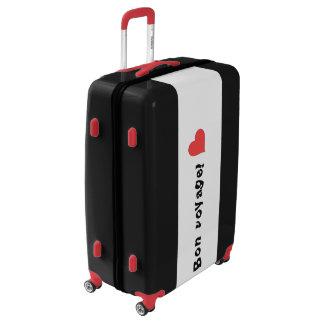 Bon voyage! luggage