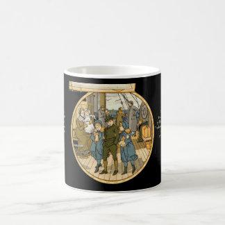 Bon Voyage Magic Mug