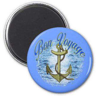 Bon Voyage Magnet