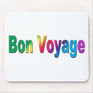 Bon Voyage Mouse Pads