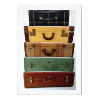BON VOYAGE OR WELCOME HOME INVITATION