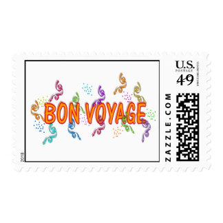 Bon Voyage Postage