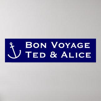 Bon Voyage Print