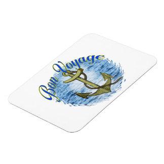 Bon Voyage Premium Magnet (2) sizes