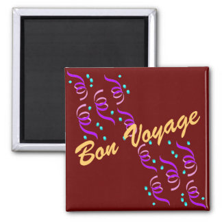 Bon Voyage R1M Magnet