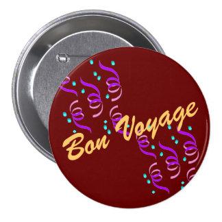 Bon Voyage R2B Pinback Button