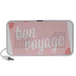 Bon Voyage Speaker