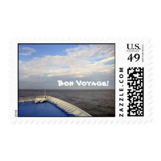 Bon Voyage! Stamp