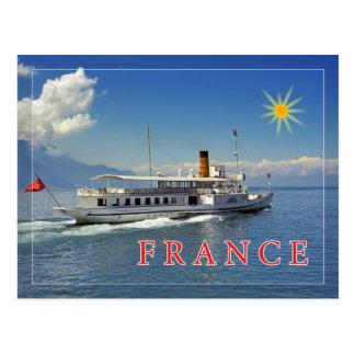 Bon voyage to France Postcards