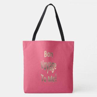 Bon Voyage to Me 02 Tote Bag