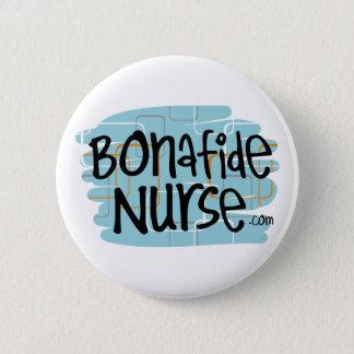 Bonafide Nurse Button
