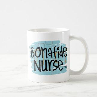 Bonafide Nurse Coffee Mug
