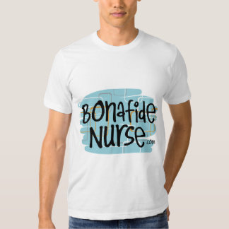 Bonafide Nurse T-shirt