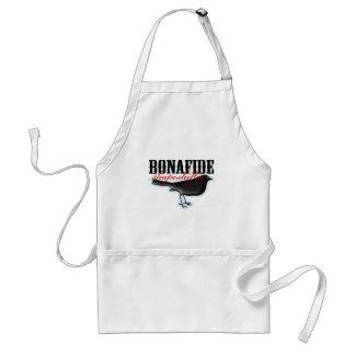 bonafide shapeshifter bird adult apron
