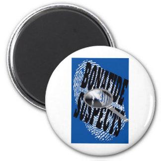 Bonafide Suspect Collection Magnet