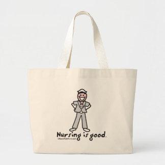 BonafideNurse-_nursing_is_good Bag