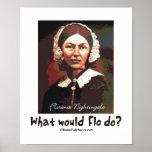 BonafideNurse_-_What_would_Flo_do Poster