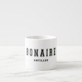 Bonaire Antilles Espresso Cup