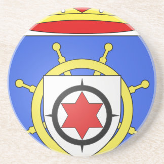 Bonaire Coat of Arms Coasters