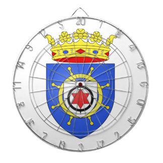 Bonaire Coat of Arms Dart Boards