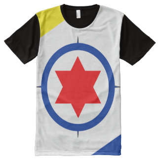 Bonaire Flag All-Over-Print Shirt