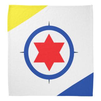 Bonaire Flag Bandana