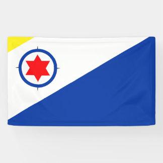 Bonaire Flag Banner