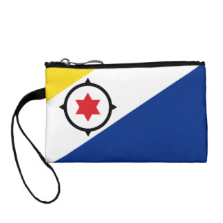 Bonaire Flag Coin Wallet