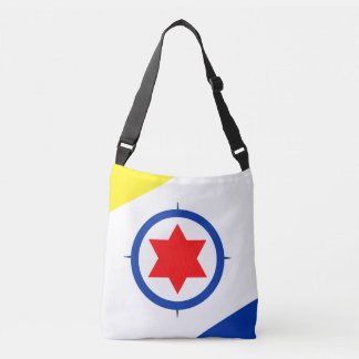 Bonaire Flag Crossbody Bag