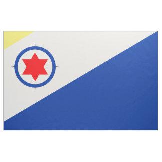 Bonaire Flag Fabric