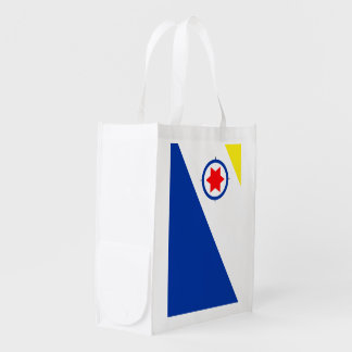 Bonaire Flag Grocery Bag
