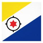 Bonaire Flag Invitation