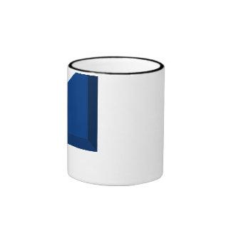 Bonaire Flag Jewel Ringer Mug